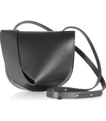giaquinto designer handbags, candy saddle shoulder bag