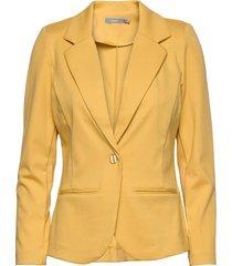 zablazer 2 blazer blazers casual blazers geel fransa