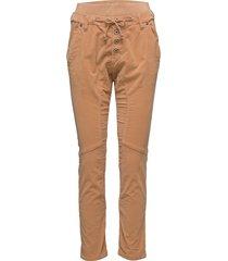 danny vel. walnut byxa med raka ben brun please jeans