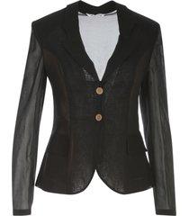 vìen trasparent double layer jacket