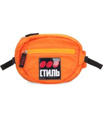 heron preston ctnmb fanny pack belt bag