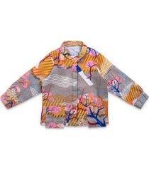 lniana koszula dziecięca sakaido