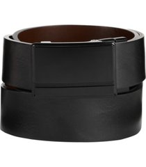 alfani men's reversible custom fit belt, created for macys