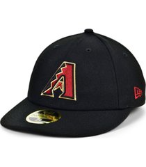 new era arizona diamondbacks low profile ac performance 59fifty cap
