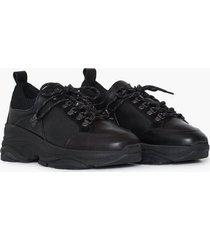 selected homme slhnick trainer w sneakers svart
