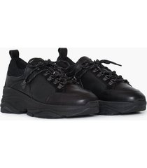 selected homme slhnick trainer w sneakers svart