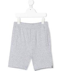 bonpoint jersey shorts - grey