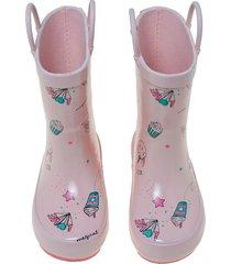 botas rosado  offcorss