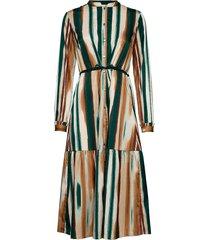 cumoira dress knälång klänning multi/mönstrad culture