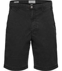 washed festival short shorts chinos shorts svart calvin klein jeans