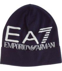 ea7 emporio armani eagle beanie