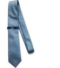 corbata azul oscar de la  renta 02-gk4406a