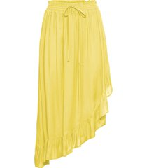 asymmetrisk kjol