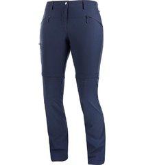 pantalón azul salomon wayfarer