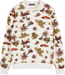 sweater all-over printed