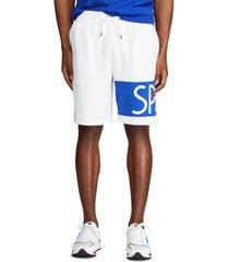 polo ralph lauren men's polo sport fleece shorts