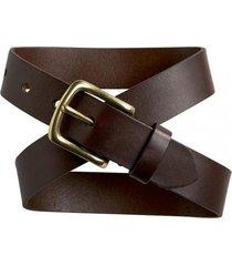 cinturón básico café gap