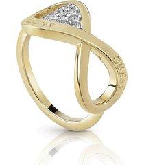 anillo guess endless love/ubr85054-54 - dorado