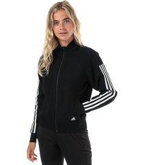 womens id knit track top
