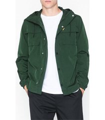 lyle & scott pocket jacket jackor jade