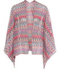 poncho (rosso) - bpc bonprix collection