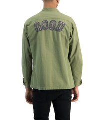 good brother men's surplus jacket