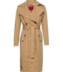 distinto trench coat rock beige max&co.