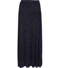 roberto collina metallic pleated skirt high waist