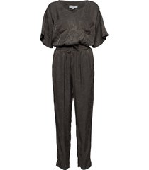 soffie jumpsuit jumpsuit zwart cream