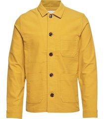 worker jacket 10816 jas lichte jas geel samsøe samsøe