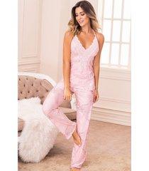 pijama mujer conjunto pantalón est 11450