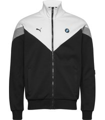 bmw mms mcs sweat jacket sweat-shirt trui zwart puma