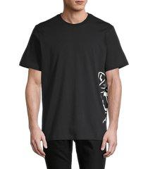 puma men's cat jaws graphic t-shirt - black - size xl