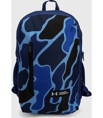 morral  azul-negro under armour ua roland