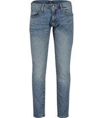 ralph lauren jeans sullivan slim 5-pocket blauw