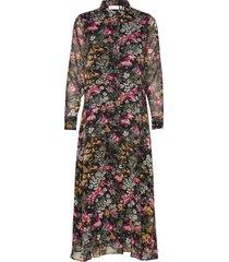 kairaiw long dress knälång klänning multi/mönstrad inwear