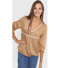 blusa camel nano praga