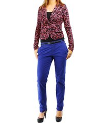 dept broek - the grape chino - kogel blauw / blue