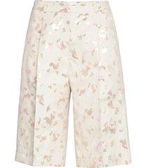 petr lla culottes bermudashorts shorts crème hálo