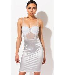 akira all ur love mini slip dress