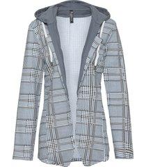 blazer in felpa (grigio) - rainbow