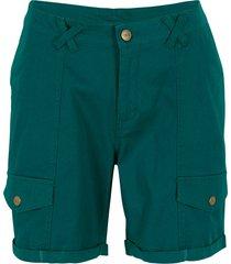 shorts con tasche (verde) - bpc bonprix collection