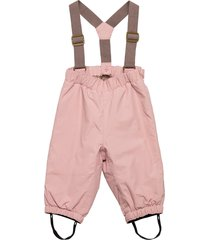 wilas suspenders pants, k outerwear snow/ski clothing snow/ski pants rosa mini a ture
