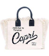 capri canvas bag