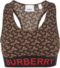 burberry ailette top