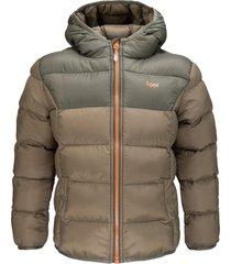 chaqueta all winter verde militar lippi