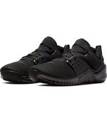 8-zapatillas de hombre nike nike free metcon 2-negro