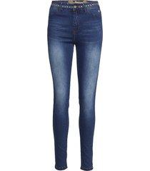 denim gewn slimmade jeans blå desigual