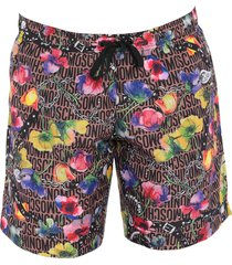 moschino swim trunks