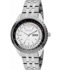relógio technos 8205nm/1b masculino